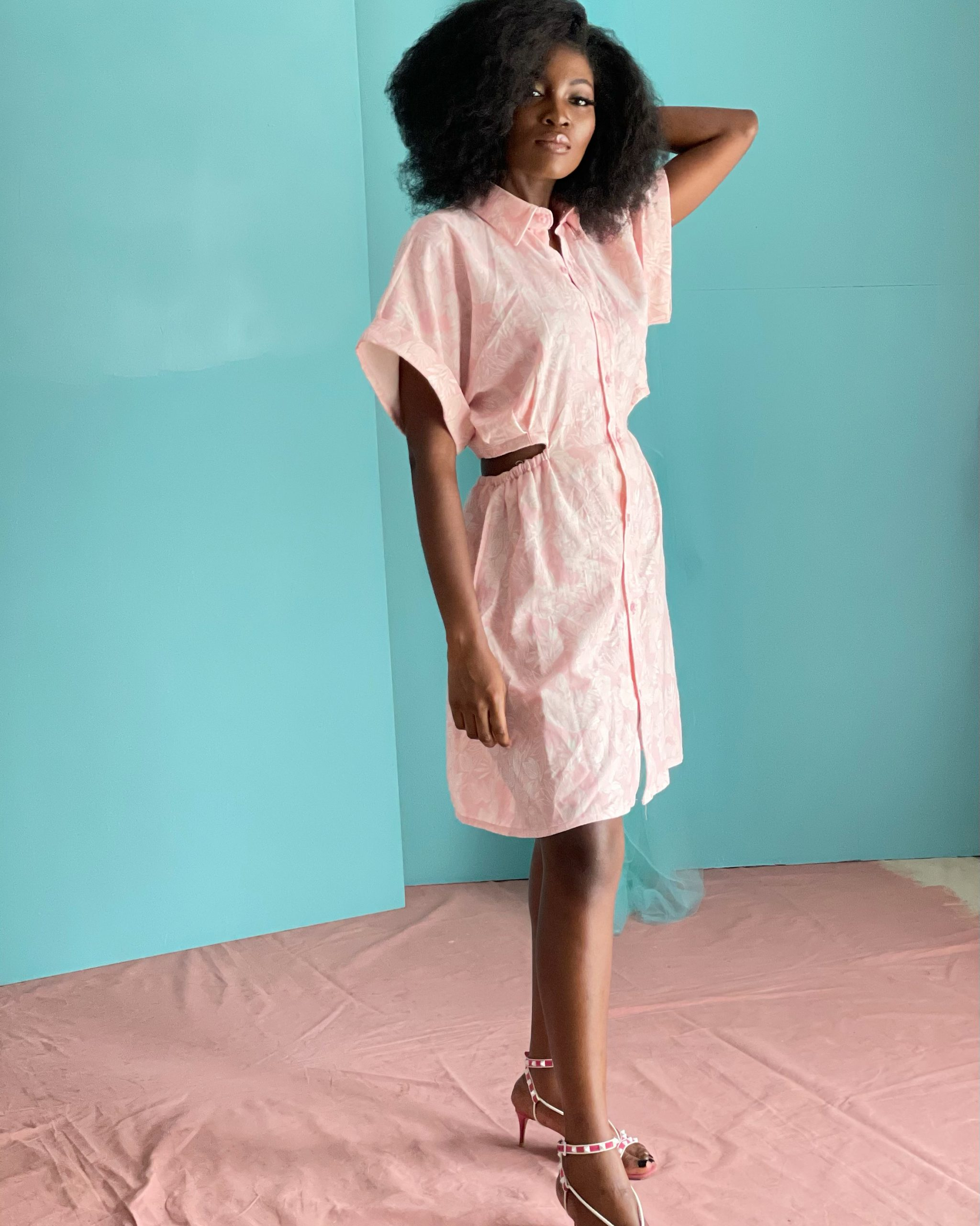 Serah Dress